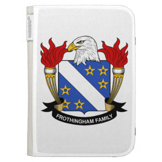 Frothingham Family Crest Cases For The Kindle