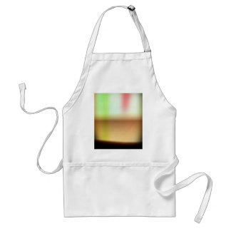 Frothy Cappuccino Coffee Abstract Adult Apron