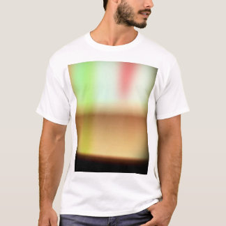 Frothy Cappuccino Coffee Abstract T-Shirt
