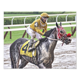 Frothy Market in the Mud at Saratoga Photo Art