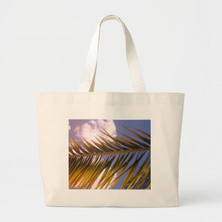 Fround In The Sky Large Tote Bag