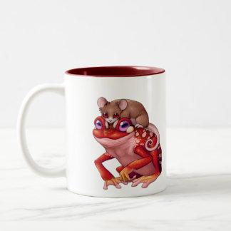Frouse Two-Tone Coffee Mug