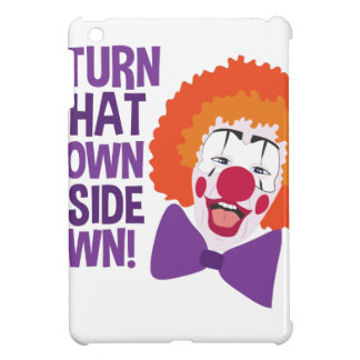 Frown Updide Down iPad Mini Cases