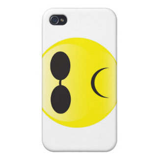 Frowny Face iPhone 4 Case