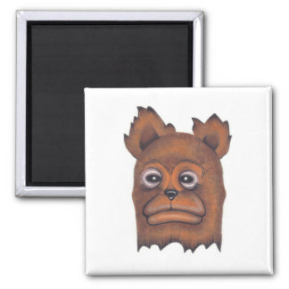 Frownybear Magnet