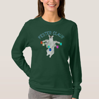 Froze Fester Claus Fully Customizable Claus Man T-Shirt