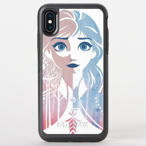 Frozen 2 | Anna - Born this Way OtterBox Symmetry iPhone XS Max Case