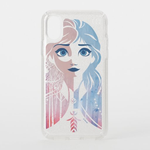 Frozen 2 | Anna - Born this Way Speck iPhone XS Case