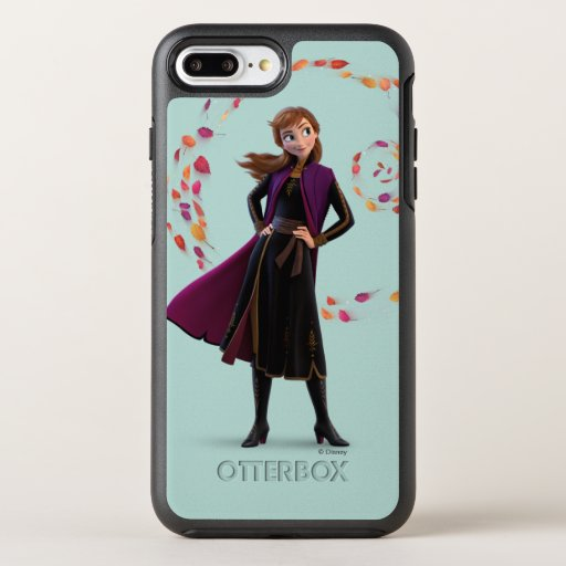 Frozen 2: Anna | Change Is In The Air OtterBox Symmetry iPhone 8 Plus/7 Plus Case