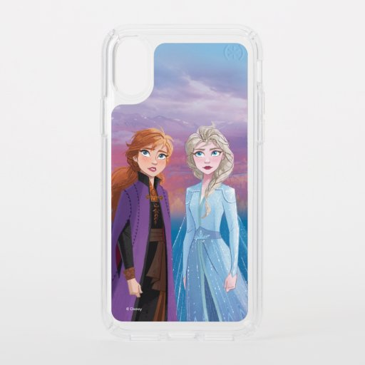 Frozen 2 | Anna & Elsa | A Journey Together Speck iPhone XS Case