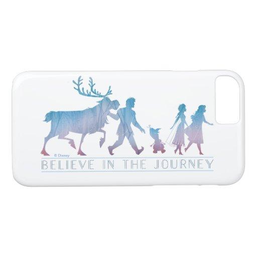 Frozen 2: Anna, Elsa & Friends | The Journey iPhone 8/7 Case