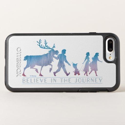 Frozen 2: Anna, Elsa & Friends | The Journey OtterBox Symmetry iPhone 8 Plus/7 Plus Case