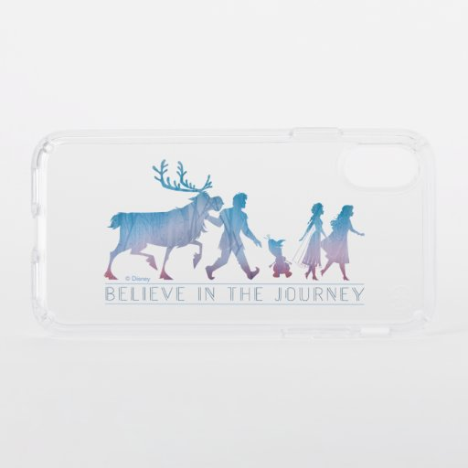 Frozen 2: Anna, Elsa & Friends | The Journey Speck iPhone XS Case