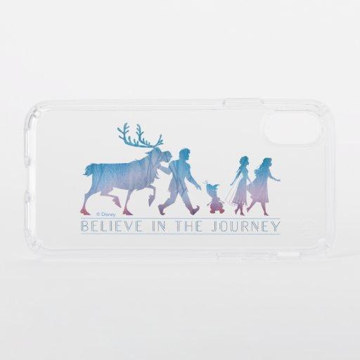 Frozen 2: Anna, Elsa & Friends | The Journey Speck iPhone XS Case