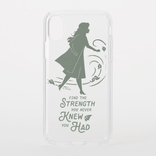 Frozen 2: Anna | Find The Strength Speck iPhone XS Case