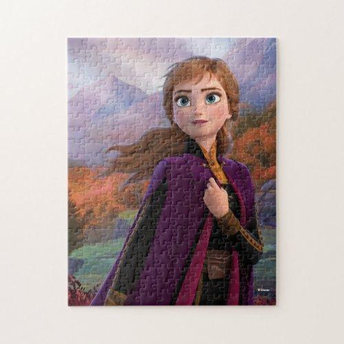 Frozen 2  Anna _ Gentle Wind Spirit Jigsaw Puzzle