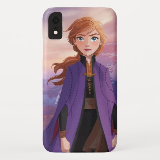 Frozen 2 | Anna - Lead with Courage iPhone XR Case