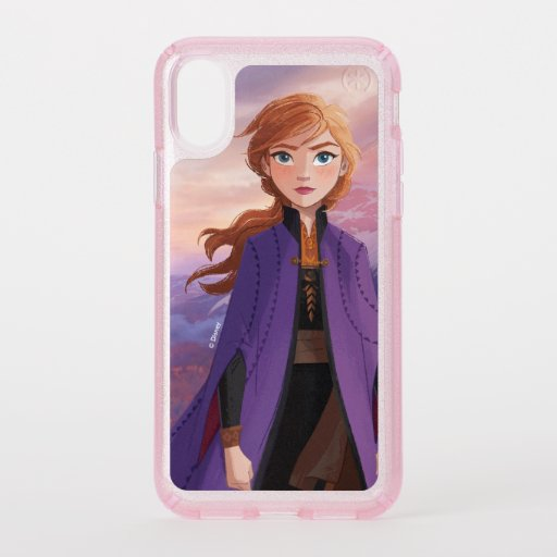 Frozen 2 | Anna - Lead with Courage Speck iPhone XS Case