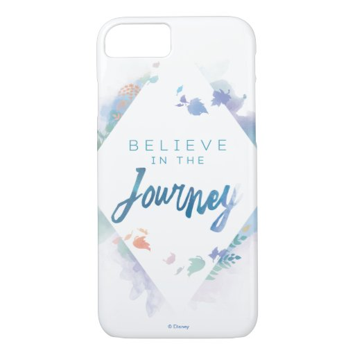 Frozen 2: Believe In The Journey iPhone 8/7 Case