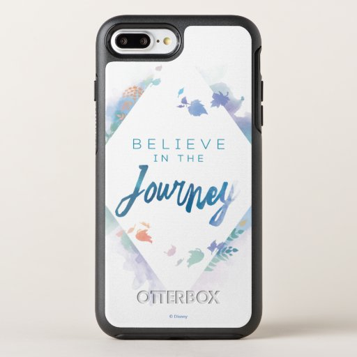 Frozen 2: Believe In The Journey OtterBox Symmetry iPhone 8 Plus/7 Plus Case