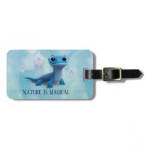 Frozen 2 | Bruni the Fire Spirit Luggage Tag
