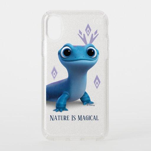 Frozen 2   Bruni the Fire Spirit Speck iPhone XS Case