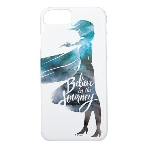 Frozen 2: Elsa | Believe in the Journey iPhone 8/7 Case