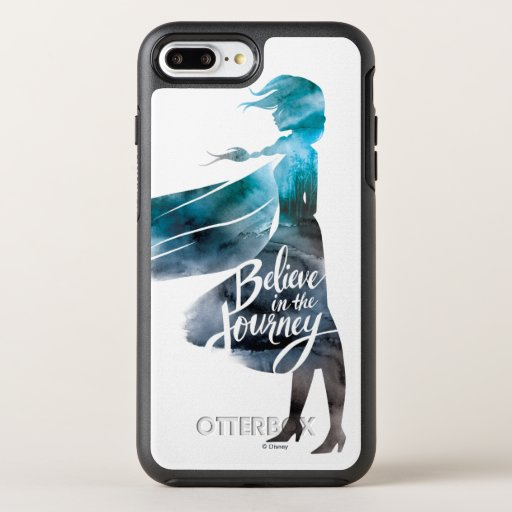 Frozen 2: Elsa | Believe in the Journey OtterBox Symmetry iPhone 8 Plus/7 Plus Case