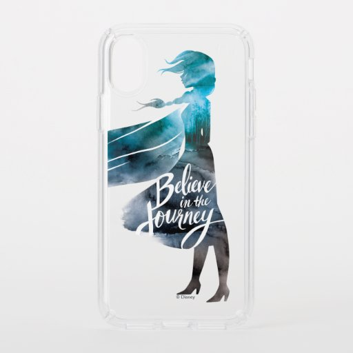 Frozen 2: Elsa | Believe in the Journey Speck iPhone XS Case
