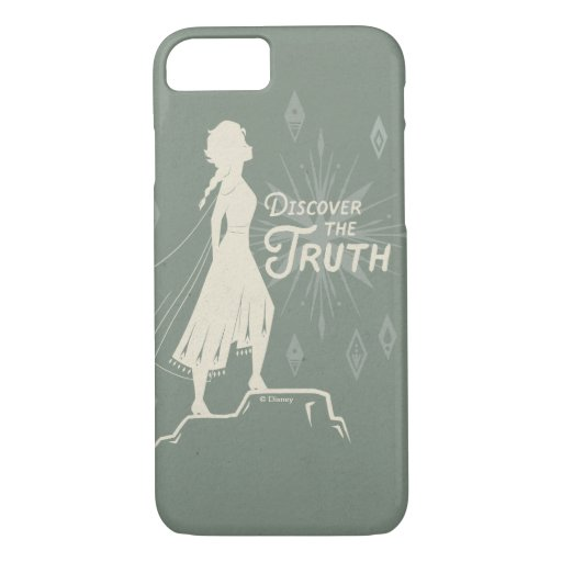 Frozen 2: Elsa | Discover The Truth iPhone 8/7 Case