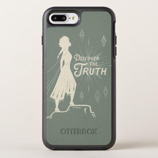 Frozen 2: Elsa | Discover The Truth OtterBox Symmetry iPhone 8 Plus/7 Plus Case