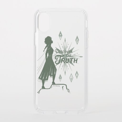 Frozen 2: Elsa | Discover The Truth Speck iPhone XS Case