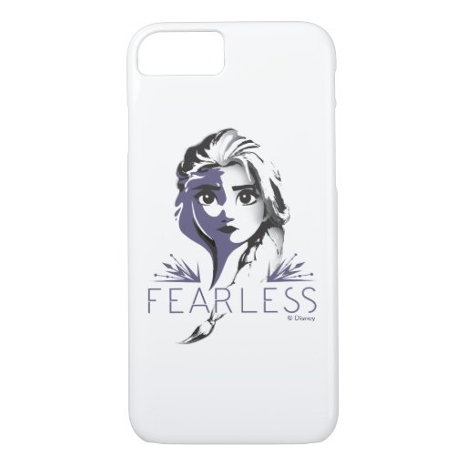 Frozen 2: Elsa | Fearless iPhone 8/7 Case