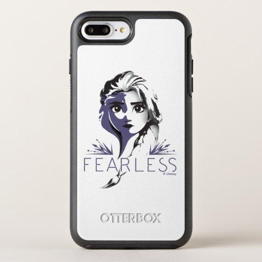 Frozen 2: Elsa | Fearless OtterBox Symmetry iPhone 8 Plus/7 Plus Case