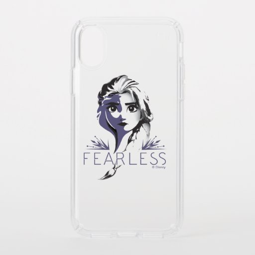 Frozen 2: Elsa | Fearless Speck iPhone XS Case
