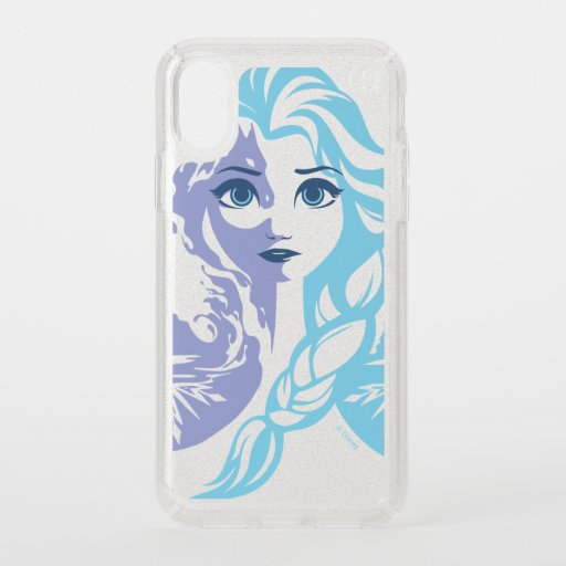 Frozen 2 | Elsa - Frozen Reign Speck iPhone XS Case