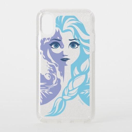 Frozen 2 | Elsa - Frozen Reign Speck iPhone XS Case