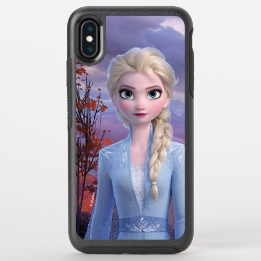 Frozen 2 | Elsa - Lead with Courage OtterBox Symmetry iPhone XS Max Case