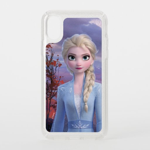 Frozen 2 | Elsa - Lead with Courage Speck iPhone XS Case