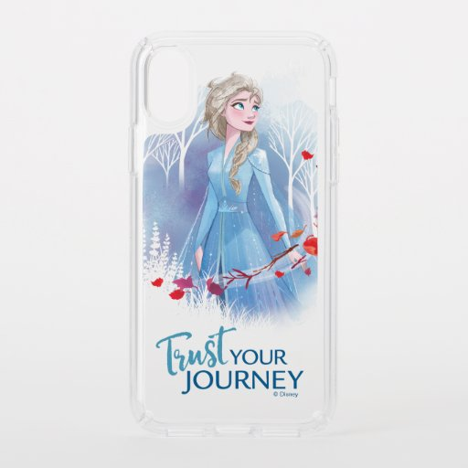 Frozen 2: Elsa | Trust Your Journey Speck iPhone XS Case