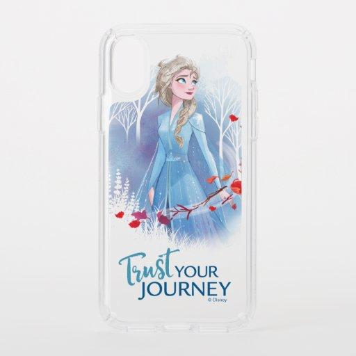 Frozen 2: Elsa | Trust Your Journey Speck iPhone XS Case