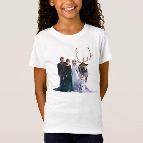 Frozen 2 | Group Pose T-Shirt