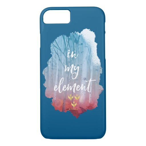 Frozen 2: In My Element iPhone 8/7 Case