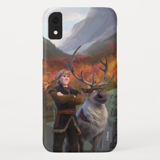 Frozen 2 | Kristoff & Sven - Best Friends iPhone XR Case