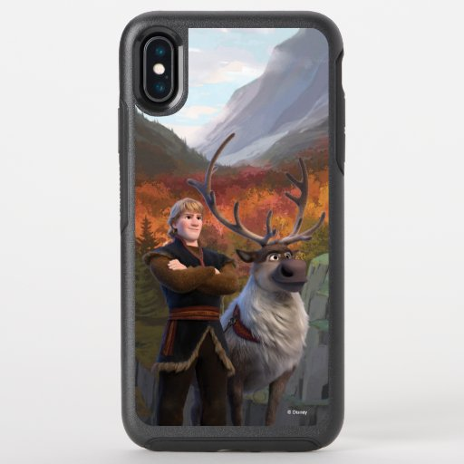 Frozen 2 | Kristoff & Sven - Best Friends OtterBox Symmetry iPhone XS Max Case
