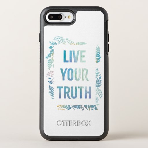 Frozen 2: Live Your Truth OtterBox Symmetry iPhone 8 Plus/7 Plus Case