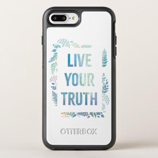 Frozen 2: Live Your Truth OtterBox Symmetry iPhone 8 Plus/7 Plus Case