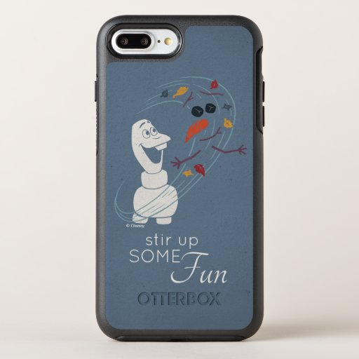 Frozen 2: Olaf And The Wind OtterBox Symmetry iPhone 8 Plus/7 Plus Case
