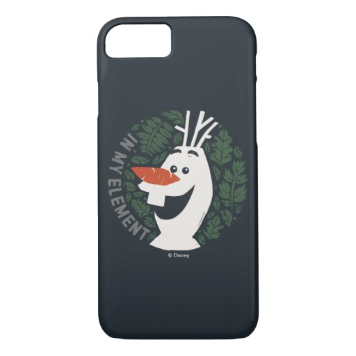 Frozen 2: Olaf | In My Element iPhone 8/7 Case