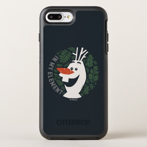 Frozen 2: Olaf | In My Element OtterBox Symmetry iPhone 8 Plus/7 Plus Case